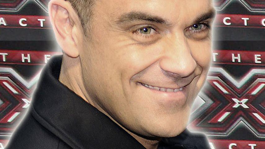 X Factor UK: Sitzt Robbie Williams in der Jury?