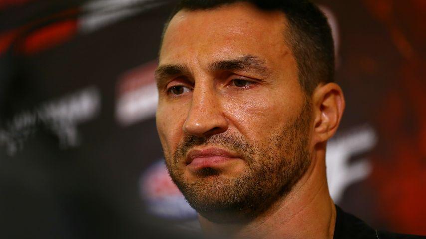 Verletzt! Wladimir Klitschko muss WM-Kampf absagen