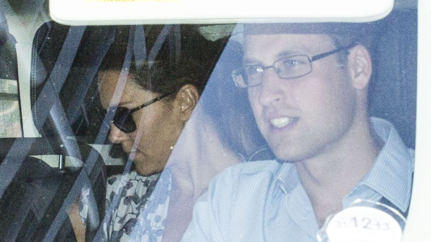 William, Kate & Prinz George: Schon in Bucklebury?