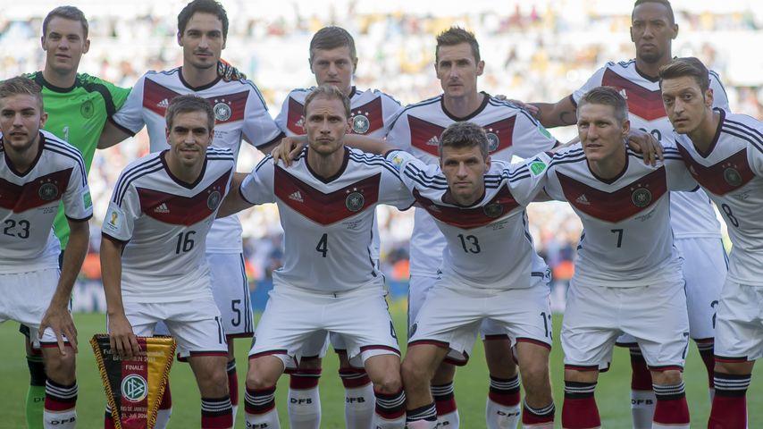 Zeichen gegen den Terror: DFB-Stars spielen am Dienstag!