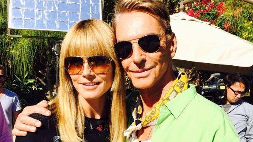 Wolfgang Joop weiß: Heidi Klum ist verletzlich