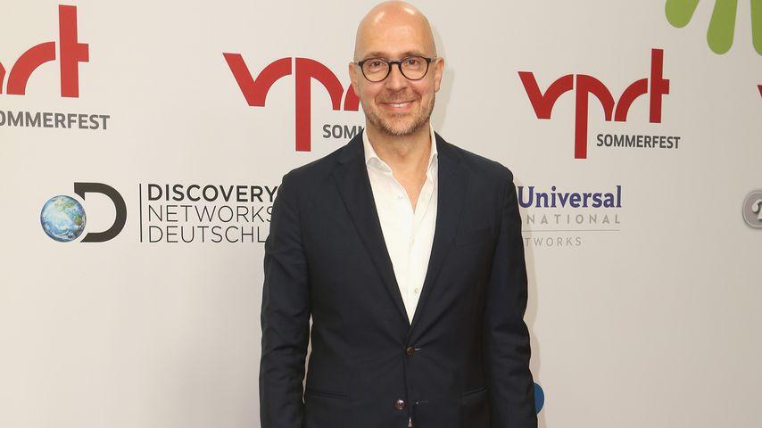 Wolfgang Link bei einem Event in Berlin im September 2015