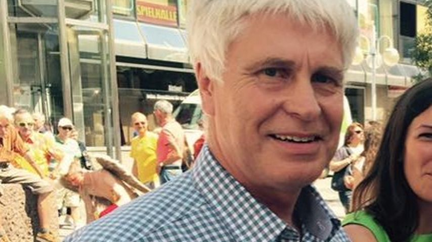 Grünen-Politiker Wolfgang Raufelder