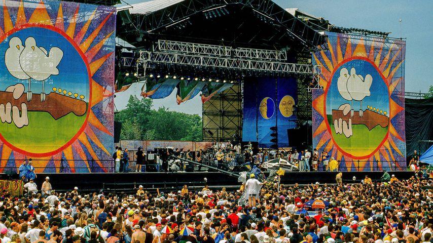 Nach 50 Jahren: Woodstock-Festival kehrt endlich zurück!