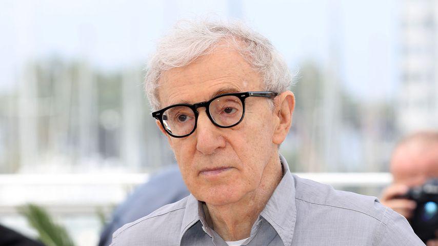 Woody Allen beim Filmfestival in Cannes, 2016