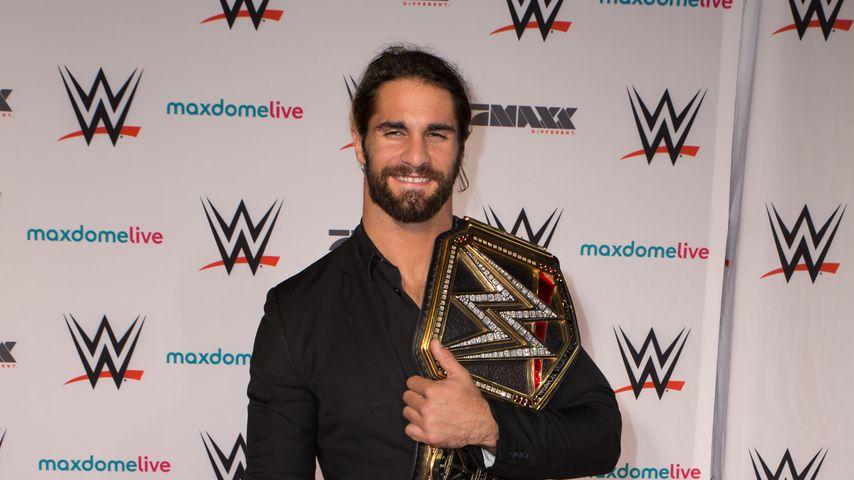 Wrestling-Star Seth Rollins