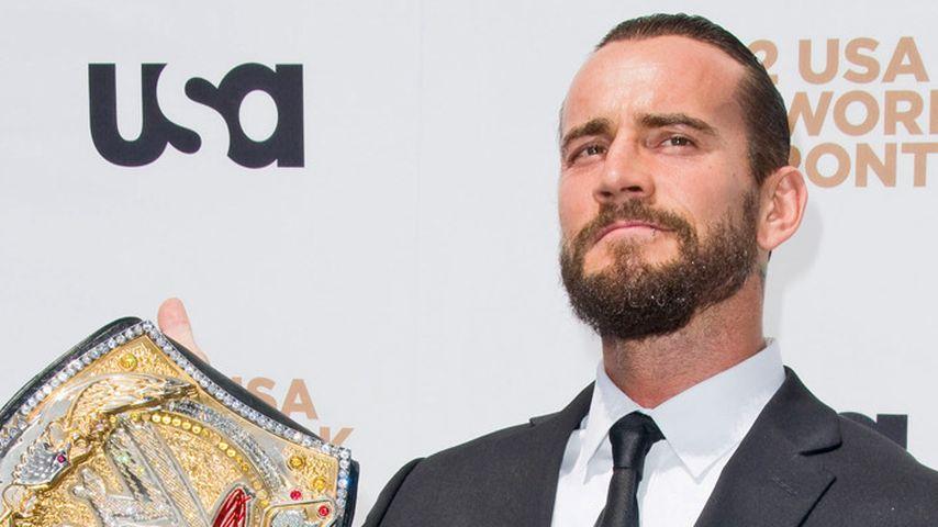 CM Punk, Ex-Wrestler