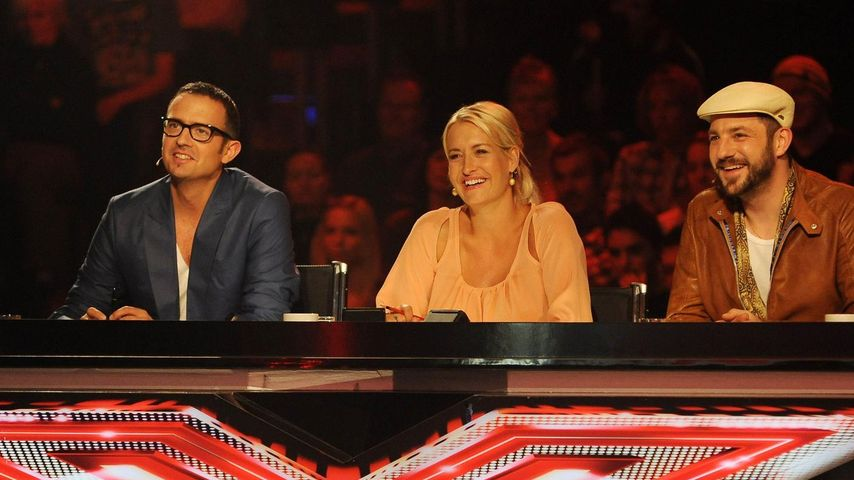 """""""X Factor""""-Jury: Till Brönner, Sarah Conner und Das Bo"""