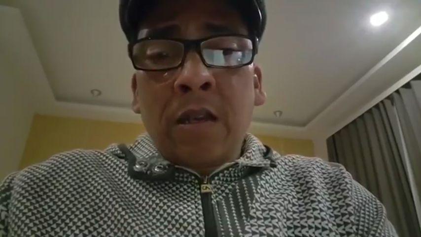 Das steckt hinter Xavier Naidoos rätselhaftem Tränen-Video