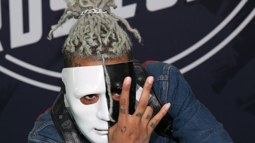 XXXTentacion, US-Rapper
