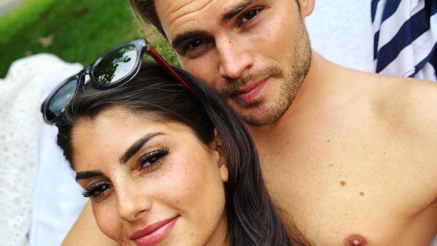 """Ex-""""Bachelor in Paradise""""-Kandidaten Yeliz Koc und Johannes Haller"""