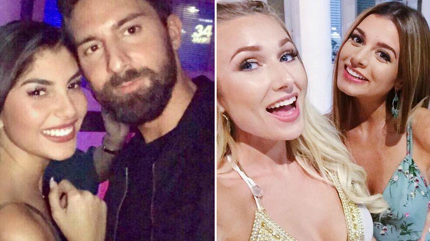 Yeliz & Sebastian ein Paar? Das wissen ihre Bachelor-Mädels!