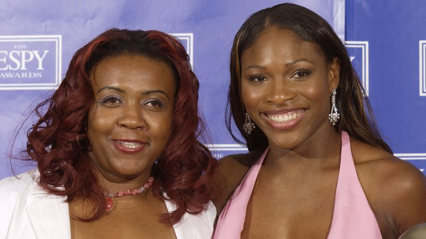 Die Schwestern Yetunde Price und Serena Williams