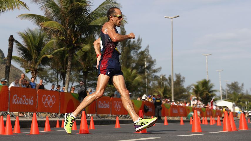 Yohann Diniz bei den Olympischen Spielen in Rio de Janeiro