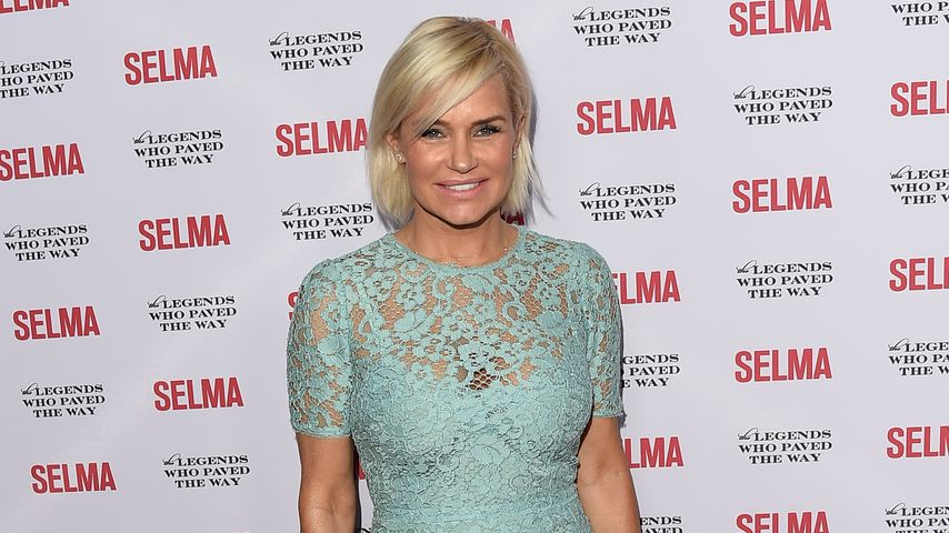 """Yolanda Foster bei der """"Selma and the Legends Who Paved the Way""""-Gala"""