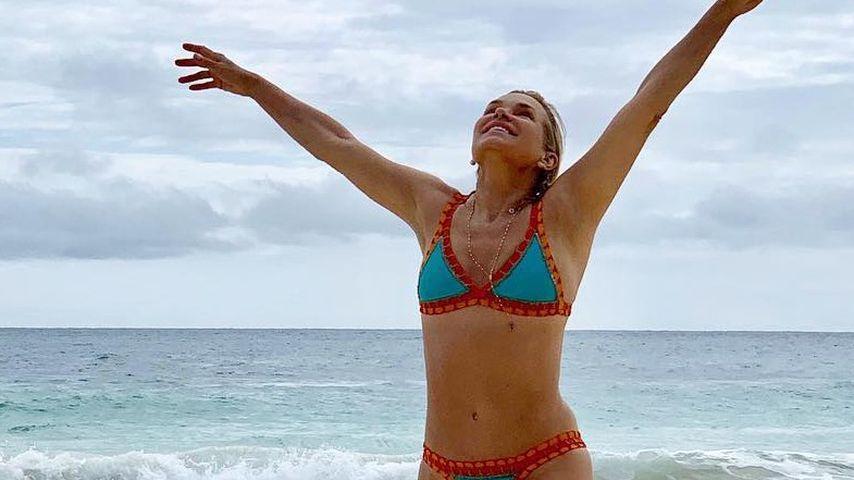 Endlich Natur-Body: Yolanda Hadid feiert Implantat-Abschied!