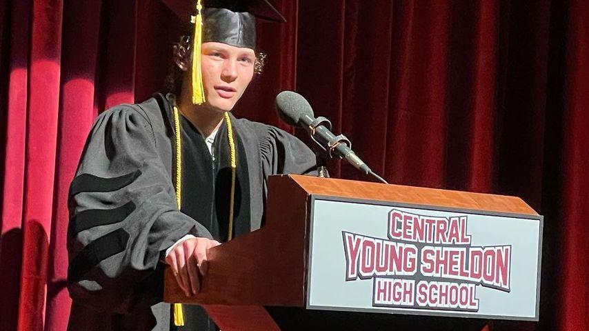 """Young Sheldon""-Star Montana Jordan"