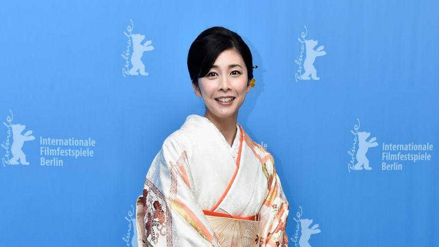 Yuko Takeuchi bei der Berlinale 2016
