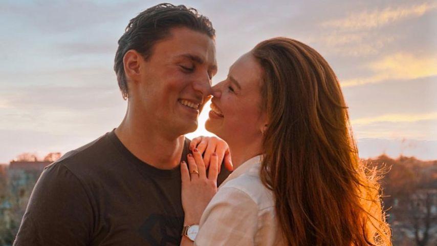 Belastet ihre Fernbeziehung die Liebe von GNTM-Jana und Yul?