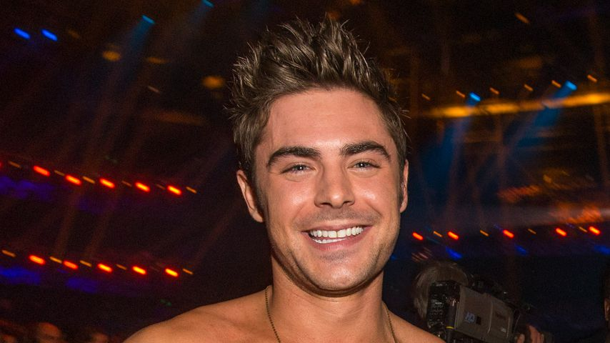Zac Efron bei den MTV Movie Awards 2014