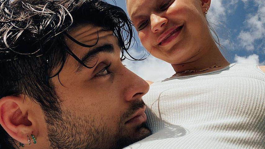 Zayn Malik und Gigi Hadid im August 2020