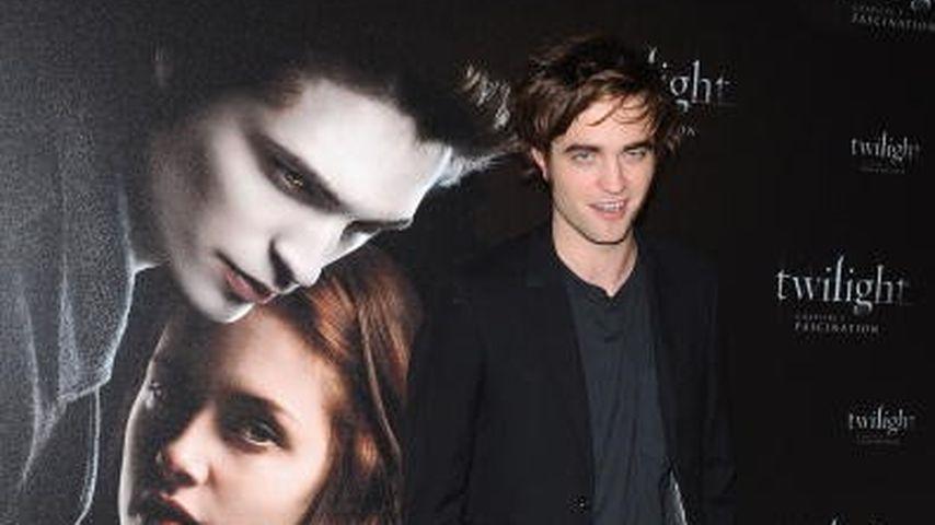 """Robert Pattinson bei der Filmpremiere zu """"Twilight"""""""