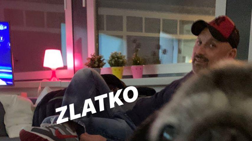 """Zlatko Trpkovski bei """"Big Brother – die Late Night Show"""" im Februar 2020"""