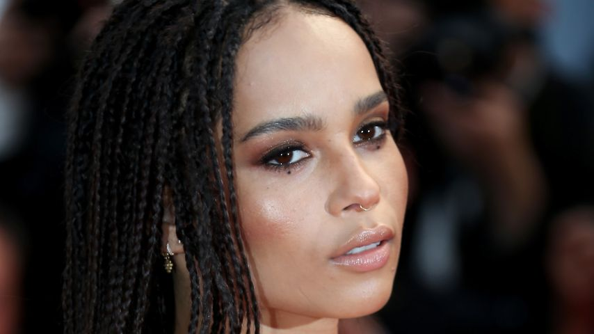 Zoe Kravitz in Cannes