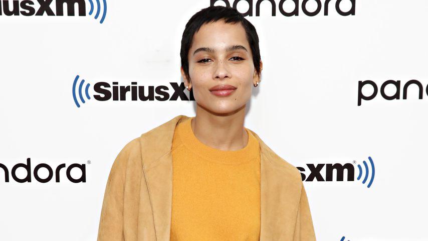 Zoe Kravitz in New York, 2020