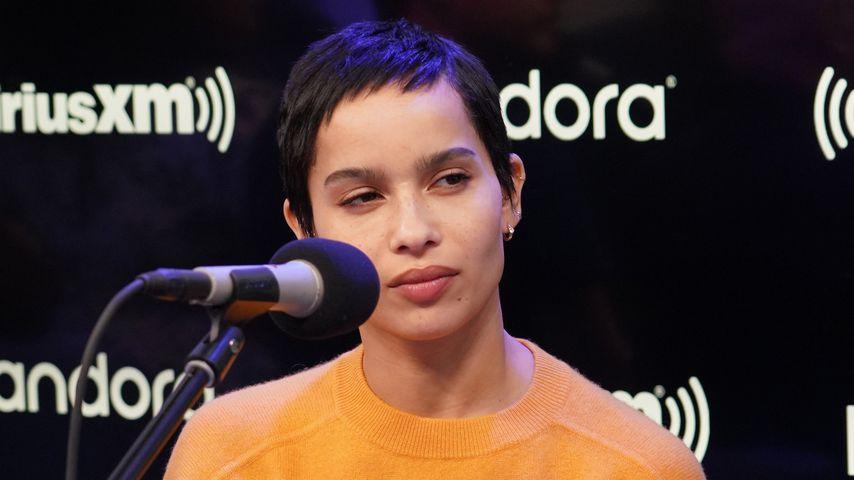 Zoe Kravitz, Tochter von Lenny  Kravitz