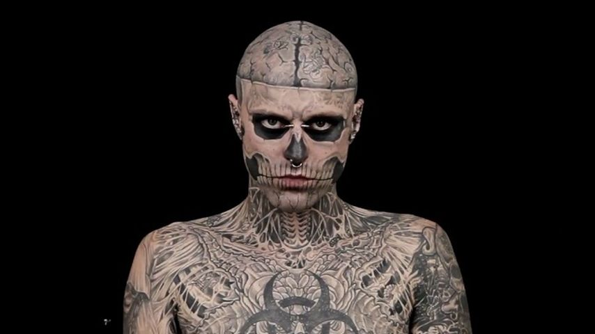 Zombie Boy: Der Tattoo-Wahn mal andersrum!