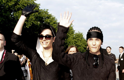 Bill Kaulitz, Tom Kaulitz - Happy Birthday, Tom und Bill