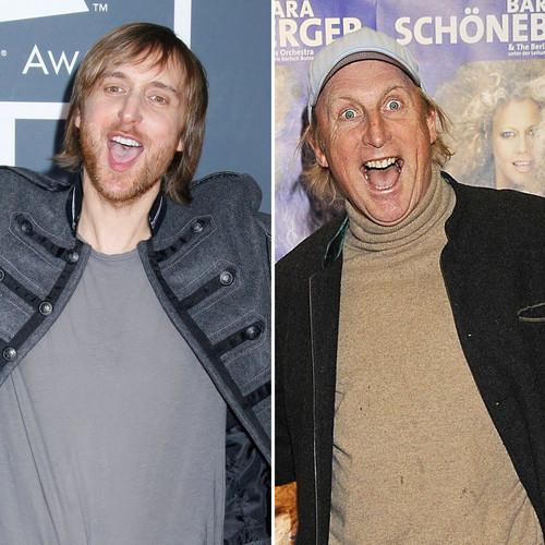 Otto Waalkes David Guetta