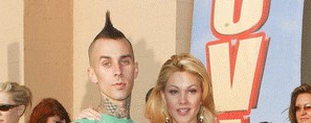 Travis Barker und Shanna Moakler