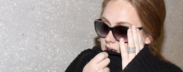 Adele ist traurig 3