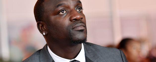 """Akon bei der Veranstaltung """"West African Energy Leaders Group (AELG)"""""""