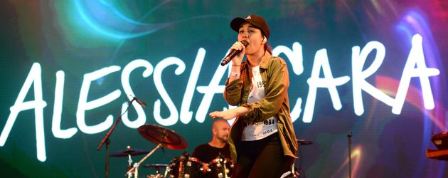 Alessia Cara beim Radio 1 Big Weekend