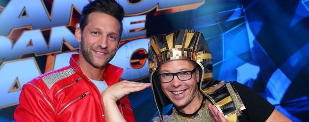 Alexander Kumptner (l.) und Mario Kotaska, TV-Köche