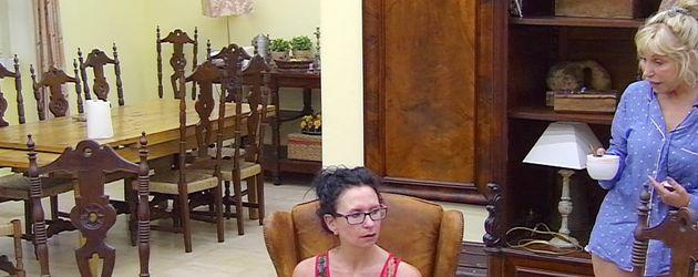 """Alexandra Legat und Maria Weller bei """"Das Sommerhaus der Stars"""""""