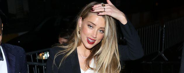 Amber Heard, Ex-Frau von Johnny Depp