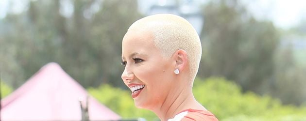Amber Rose in Los Angeles