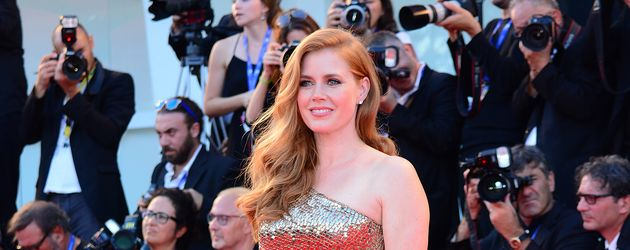 Amy Adams bei der 'Nocturnal Animals'-Premiere beim Filmfestival in Venedig