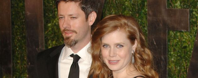 Amy Adams und Darren Le Gallo 2010