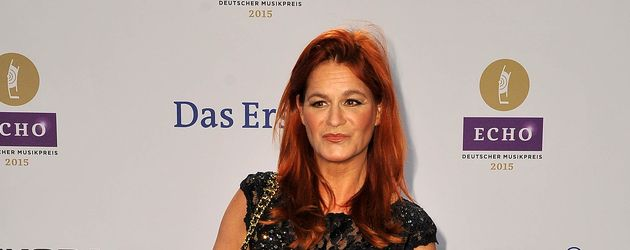 "Andrea Berg bei der ""Echo-Verleihung"" 2016"