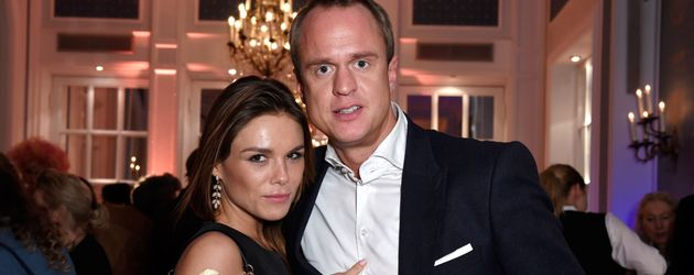Angelina und Alexander Posth, November 2014