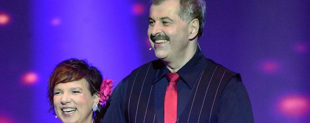Anja Rauh und Bruno Rauh