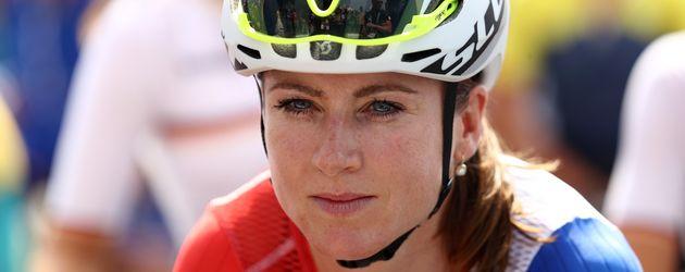 Annemiek van Vleuten bei den Olympischen Spielen 2016