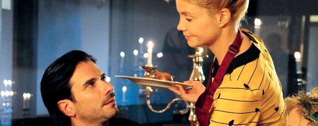Marc Terenzi und Annette Frier