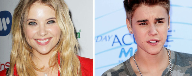 Justin Bieber und Ashley Benson