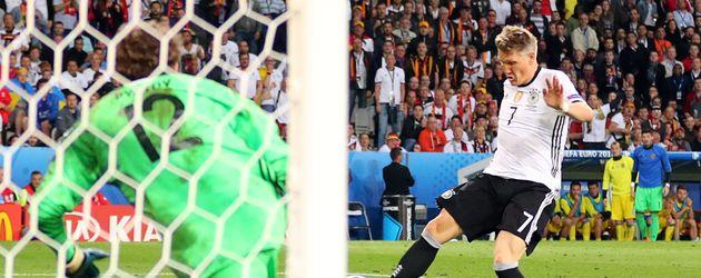 Bastian Schweinsteiger bei der EM 2016